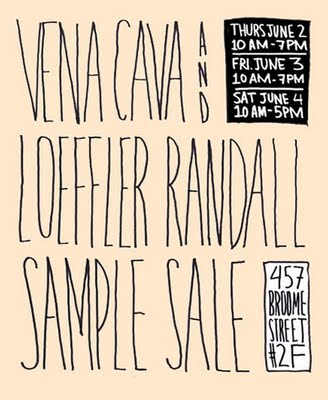 Vena Cava And Loeffler Randall Sale