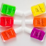 Instant Summer: American Apparel Neon Nail Lacquers
