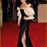 MET Ball 2011: Ashley Olsen