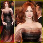 MET Ball 2011: Christina Hendricks
