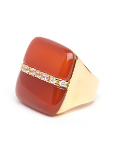 Bauble Bar Seventies Tile Ring