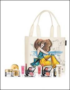 Lancôme And Chris Benz Partner On Limited Edition Gift With Purchase At Saks