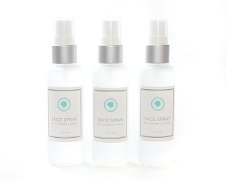 New: By Elizabeth Dehn Face Spray