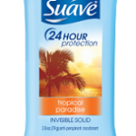 Suave Tropical Paradise Deodorant Review