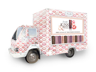 Fresh Kiss & Tell: Get a Free Sugar Lip Treatment!