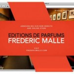 Eau de HTML? Frederic Malle's Revamped Website