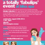 Meet Bachelorette Stars & Try New Bliss Fabulips