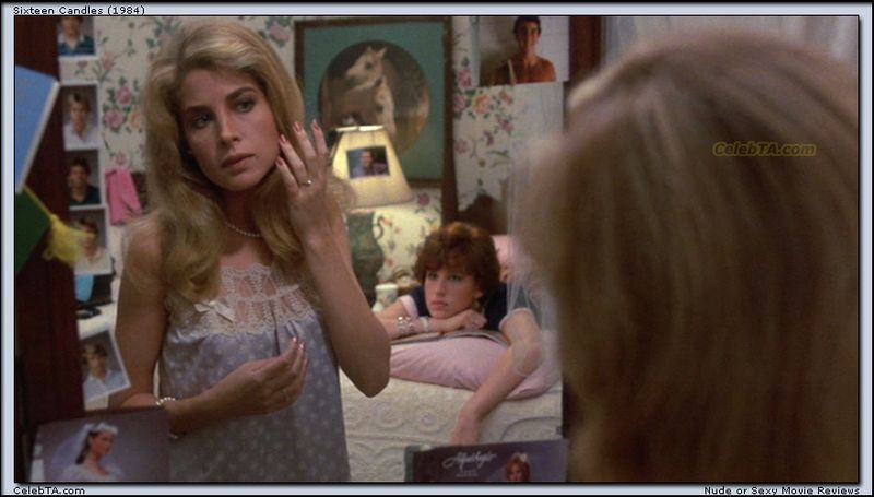 Fictitious Fragrance Fan Ginny Baker Of Sixteen Candles Rouge 18