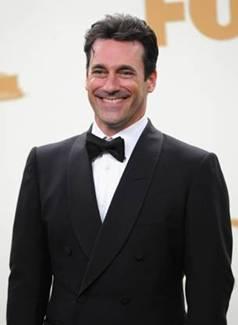 2011 Emmys Hairstyle Sexy Man Edition: Jon Hamm