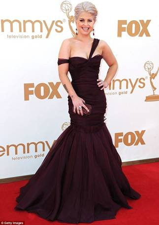 2011 Emmys Makeup: Kelly Osbourne