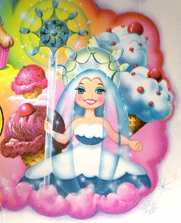 Queen Frostine Chic: MAC Cosmetics Pigment In Frozen White