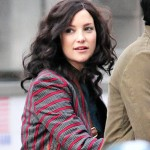 Kate Hudson Dyes Her Hair Brown