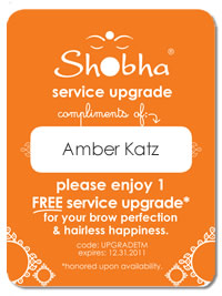 Mention My Name At Shobha, Get A Free Upgrade
