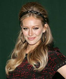 "Get The Look: Hilary Duff Channels Brigitte Bardot At ""Devoted"" Book Signing"
