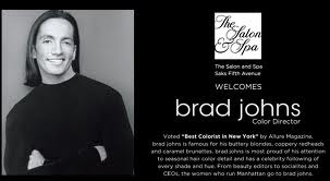 Saks Fifth Avenue Introduces New Color Director Brad Johns
