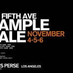 James Perse Sample Sale