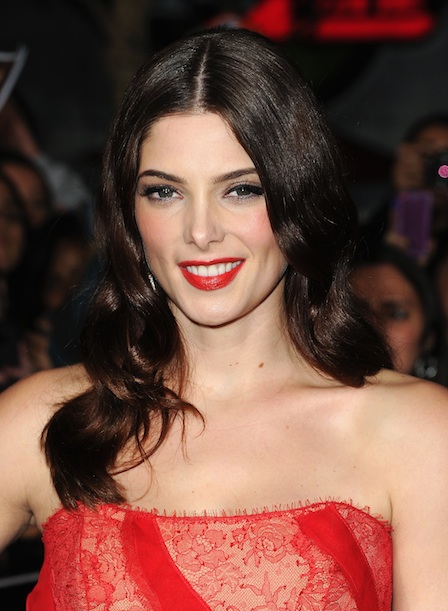 Get The Look: Ashley Greene's Hair And Makeup At The 'Breaking Dawn' Premiere