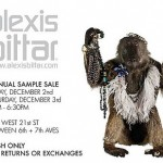 Alexis Bittar Sample Sale