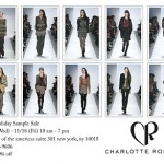 Sample Sale Season: Charlotte Ronson