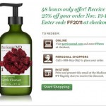 Perricone MD Friends & Family Sale