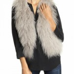 Vested Interest: Sabine Mongolian Fur Vest