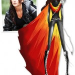 "Designers Sketch ""The Hunger Games"" Fire Dress And More: Destination Procrastination"