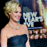 Get The Look: Katherine Heigl's Makeup At The 'New Year's Eve' Premiere