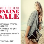 Rebecca Minkoff Online Sale Starting December 26