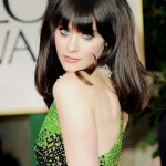 Golden Globes 2012 Makeup: Zooey Deschanel