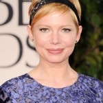 Golden Globes 2012 Makeup: Michelle Williams