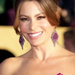 SAG Awards 2012 Makeup: Sofia Vergara