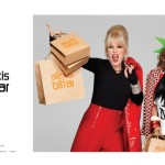 Ab Fab's Patsy And Edina Front Alexis Bittar's New Ad Campaign