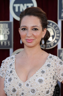 SAG Awards 2012 Makeup: Maya Rudolph