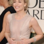 Golden Globes 2012 Makeup: Piper Perabo