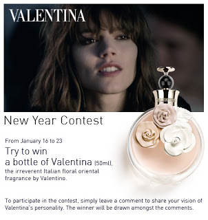 Giveaway: Enter To Win A Bottle Of Valentina (Still Not Yet Released In The U.S.!)