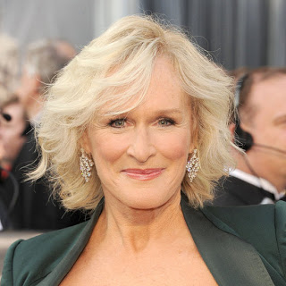 2012 Oscars Beauty: Glenn Close's Makeup