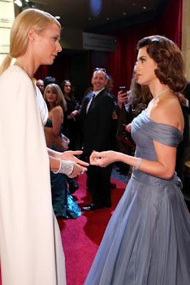 2011 Oscars Hairstyle: Gwyneth Paltrow's Hairstyle
