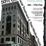 Through Tomorrow: 50% Off At NY Dermatology Group