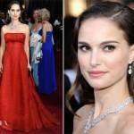 2012 Oscars Beauty: Natalie Portman's Makeup