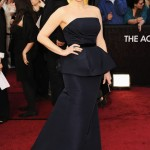 2012 Oscars Fashion: Tina Fey