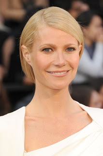 2012 Oscars Beauty: Gwyneth Paltrow's Makeup