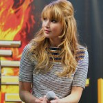 Get The Look: Jennifer Lawrence's Hairstyle At 'The Hunger Games' Promotion In Bloomington, MN