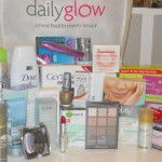 Giveaway: Enter To Win A HUGE Daily Glow Beauty Award Winners!