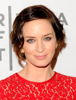 Get The Look: Emily Blunt At The 'My Sister's Sister' Premiere