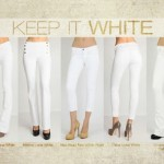 How To Keep White Jeans White + More: Destination Procrastination