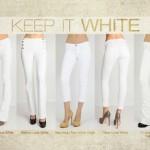 How To Keep White Jeans White + More: Destination Procrastination