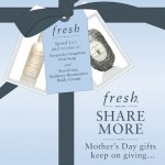 Fresh Kicks Off Share More Campaign