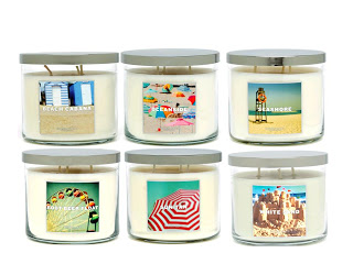 Summer Memories In An Instant: The Slatkin & Co. Boardwalk Candle Collection