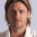 Brad Pitt's The New Face Of Chanel No. 5