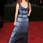 Get The Look: Jessica Chastain's Hairstyle At The 2012 Met Gala